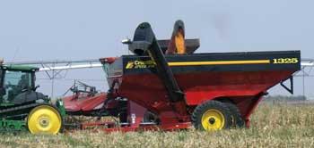 1325 Grain Carts