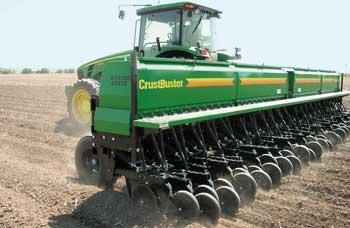 5527/5530/5536 3-Point Grain Drills