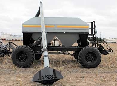 """8"""" Load/unload auger"""
