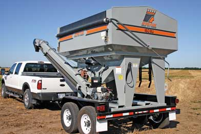 Compact design for easy towing and storage* *Shown without wind guards